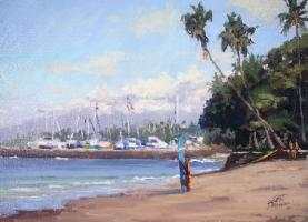 Friday Night Art Night in Lahaina